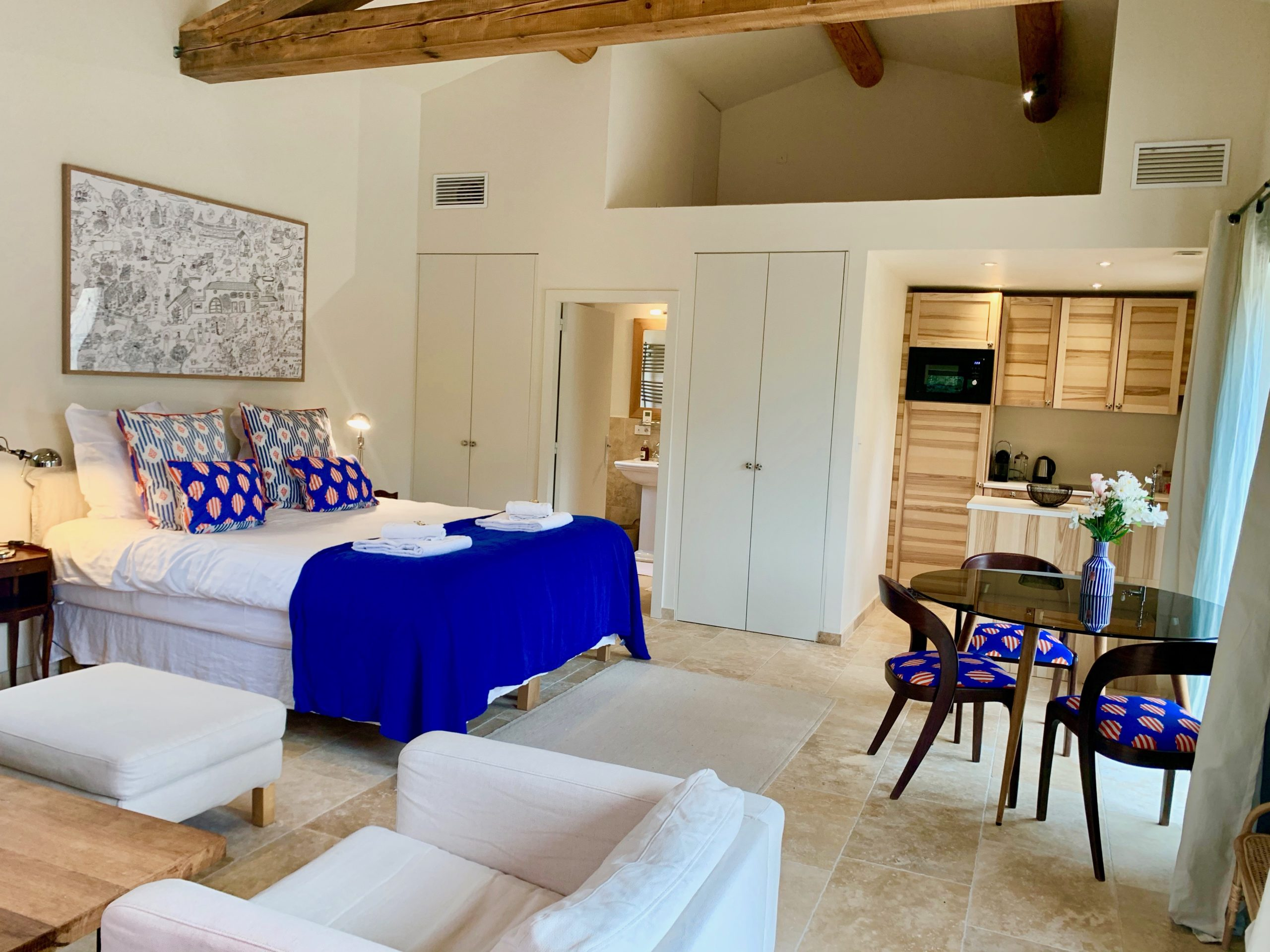 Luxury BnB in Provence, Mas Notre Dame